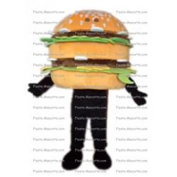 mascotte-Burger
