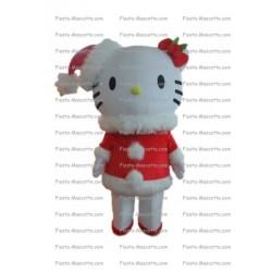 mascotte-Hello-kitty-noël
