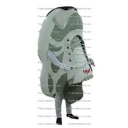 mascotte-Chaussure