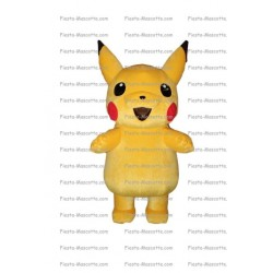 mascotte-Pikachu