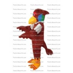 mascotte-Oiseau