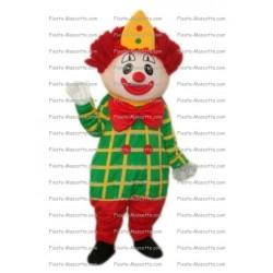 mascotte-Clown