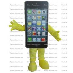 mascotte-Téléphone-iPhone