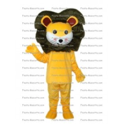 mascotte-Lion