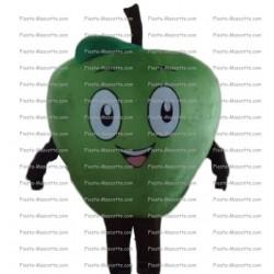 mascotte-Pomme