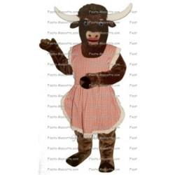 mascotte-Vache