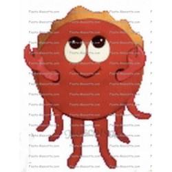 mascotte-Crabe