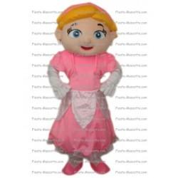 mascotte-Princesse