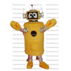 mascotte-Robot