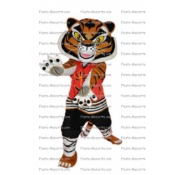 mascotte-Tigre-Kung-Fu