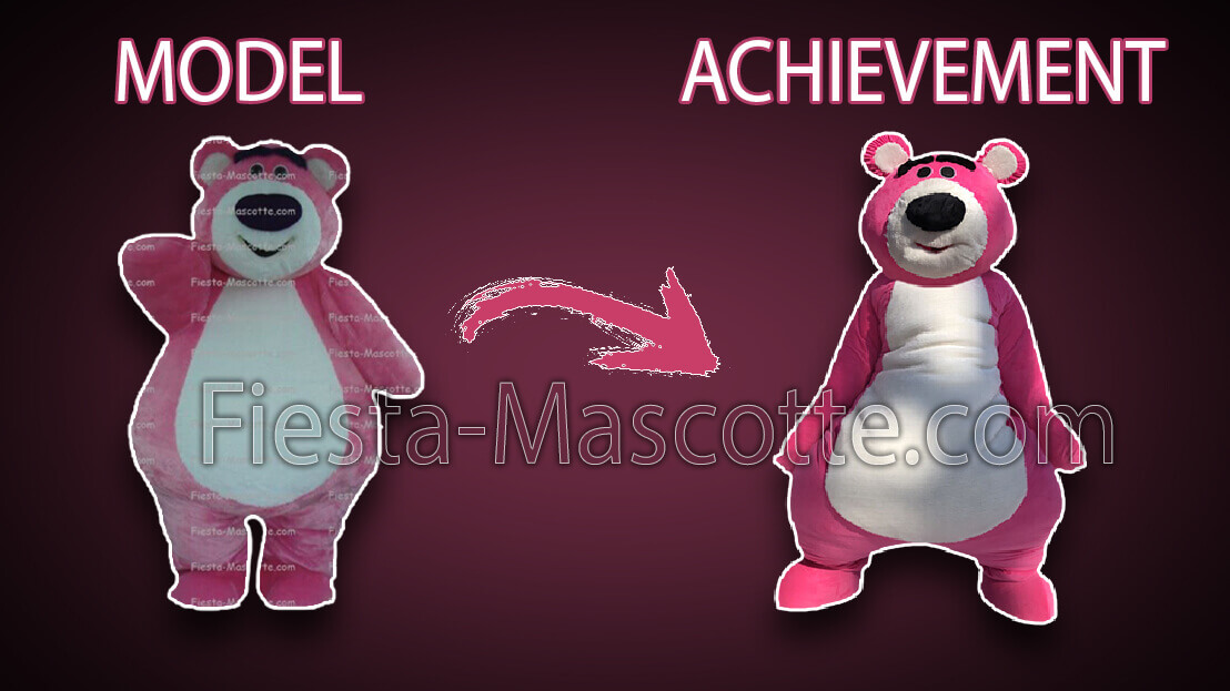 model / achievement toy story mascot